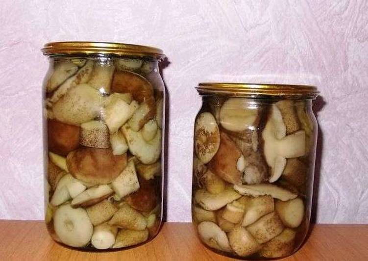 Правила приготовления жареных грибов