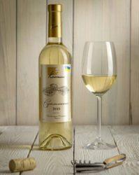 Вино сухое белое
